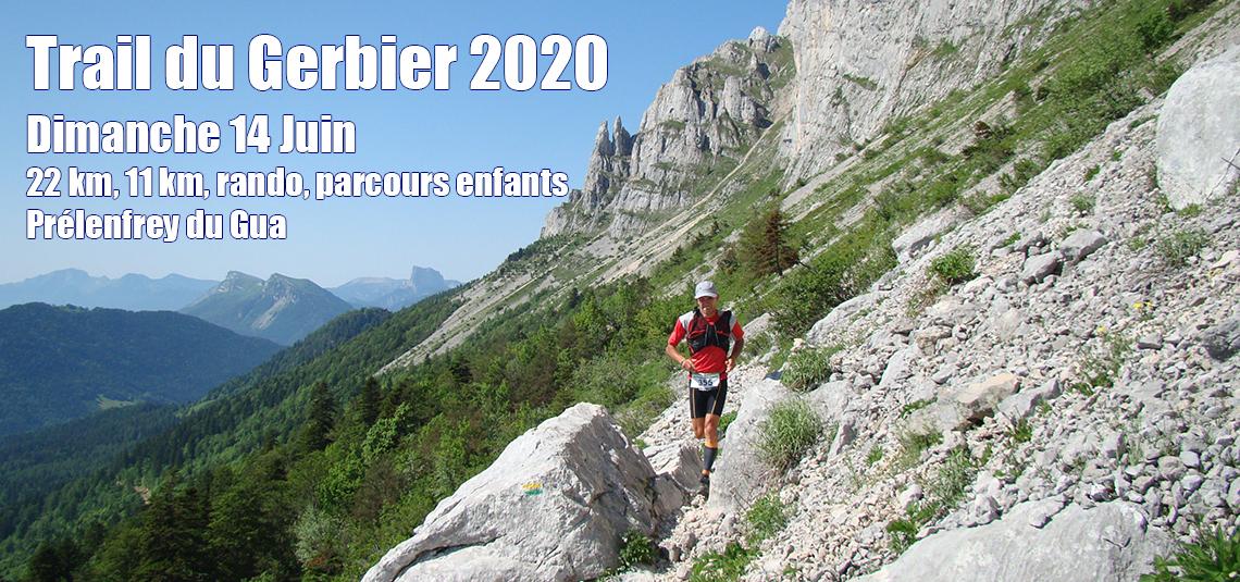 Trail du Gerbier